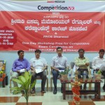 WORKSHOP FOR COMPETITIVE EXAMS